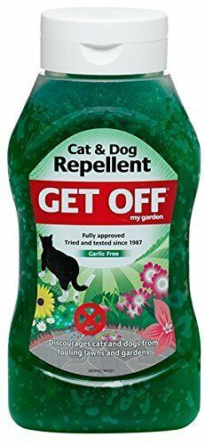 Large 640g Get Off My Garden Best Cat and Dog Repellent Deterrent Crystals