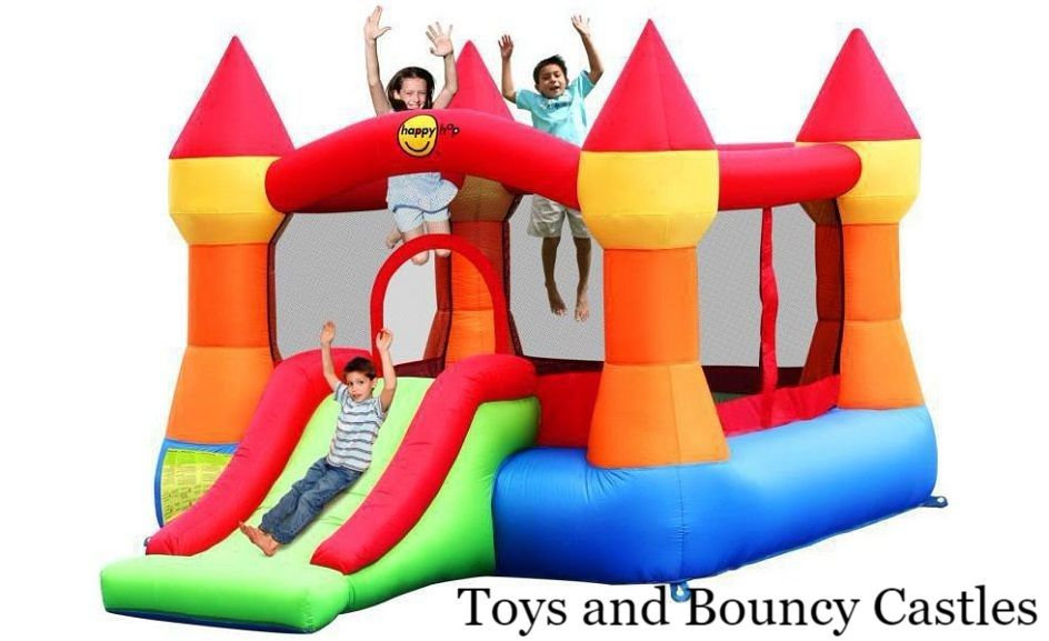 kids outdoor bouncy castle